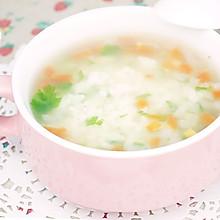 蔬菜粥#Hello baby1-2岁宝宝早餐系列#