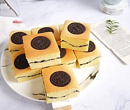 柔软细腻❗️超好吃❗️奥利奥古早蛋糕的做法