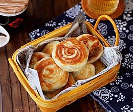 豆沙油酥饼的做法