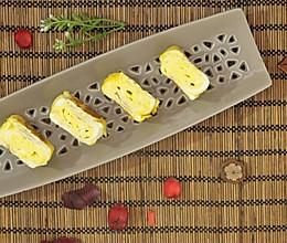 日式厚蛋烧,卷起来的高颜值鸡蛋饼|深夜食堂我的爱NO.2的做法