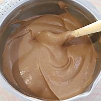 吃一口就爱上的爆浆奶盖可可蛋糕的做法图解8