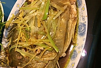 清蒸鲑鱼的做法