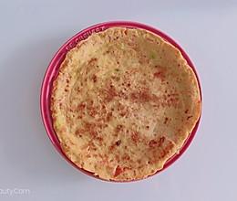 西红柿蛋饼的做法