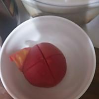 番茄鸡蛋汤的做法图解1