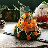 珍妮珍馐圣诞树#柏翠辅食节_烘焙零食#