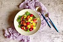 减肥轻食~酸奶蔬果沙拉的做法