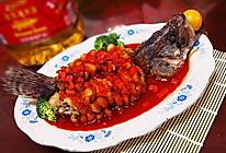 【松鼠鳜鱼】#均衡年夜饭#的做法