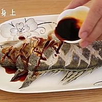 清蒸鲈鱼  宝宝健康食谱的做法图解10