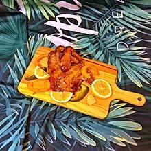 柠檬蜜汁烤鸡