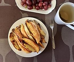 外酥里软,简单易做,可以当作下午茶的小吃的做法