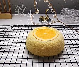 橙子蒸蛋糕的做法