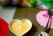 蛋黄泥#婴儿4月-6月食谱#的做法