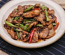 盐煎肉|美食台的做法