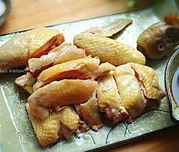 白斩鸡 (附详细整鸡切件法)的做法