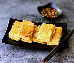 #精品菜谱挑战赛# 香煎豆腐的做法