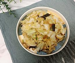 #花10分钟,做一道菜!#手撕包菜的做法