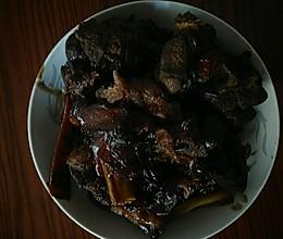 红烧狗肉的做法