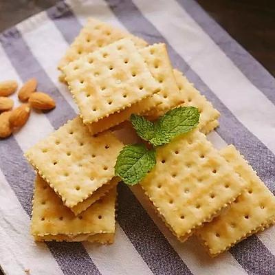 牛轧糖拉丝饼干 日食记