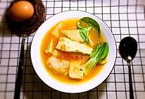 番茄鱼片豆腐汤#Kitchenaid的美食故事#的做法