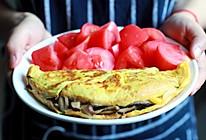 欧姆蛋——早餐系列的做法