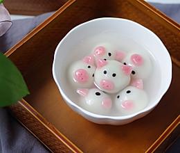 小猪汤圆不开裂