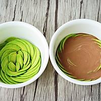 牛油果巧克力冰激凌的做法图解4