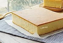简易版长崎蛋糕的做法