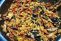 韩式拌饭的做法