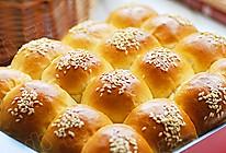 蜂蜜牛奶小餐包的做法