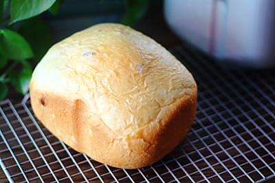 蔓越莓酸奶面包(面包机版)