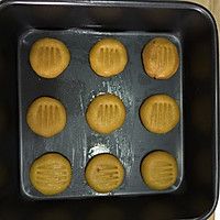 微波炉玉米小饼干#美的微波炉菜谱#的做法图解7