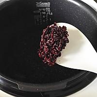 芒果椰浆黑糯米#美的初心电饭煲#的做法图解8