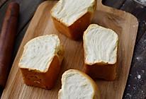 奶香味十足的淡奶油吐司(中种法)的做法