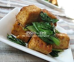 素烧豆腐的做法