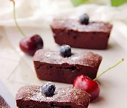 ·可可蓝莓酱蛋糕·的做法