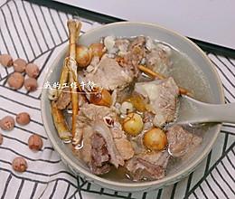 五指毛桃祛湿汤骨头汤的做法