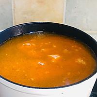 #快手又营养,我家的冬日必备菜品#番茄<a href=http://www.7349666.com/shicai/rouqin/15622.html target=_blank><u>牛肉</u></a>汤的做法图解7