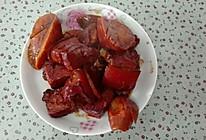 红烧猪肉鲍鱼的做法