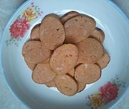 奥尔良鸡肉香肠鸡肉丸的做法