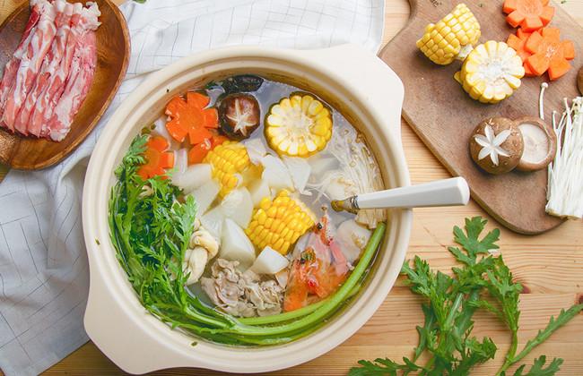 豆果美食的冬吃萝卜,暖胃养人