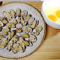 #下饭红烧菜#花蛤炖蛋的做法图解4