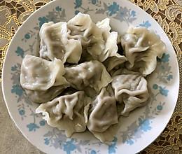 芹菜牛肉水饺的做法