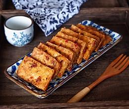 香辣孜然豆腐的做法
