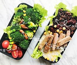 三款款减脂增肌餐的做法