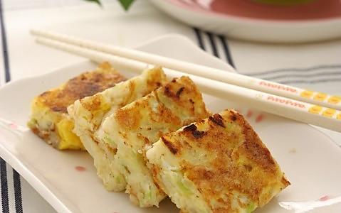 土豆泥花样之卷心菜土豆泥饼的做法