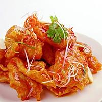番茄锅包肉