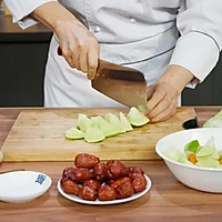 青红萝卜猪展汤的做法图解1