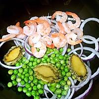 鲜虾意面的做法图解5