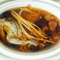 花胶乳鸽孕大补汤(孕产妇专用)的做法图解4