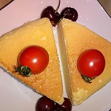 类似轻乳酪蛋糕口感的酸奶蛋糕6寸